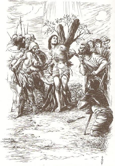 Martirio de San Pantaleon